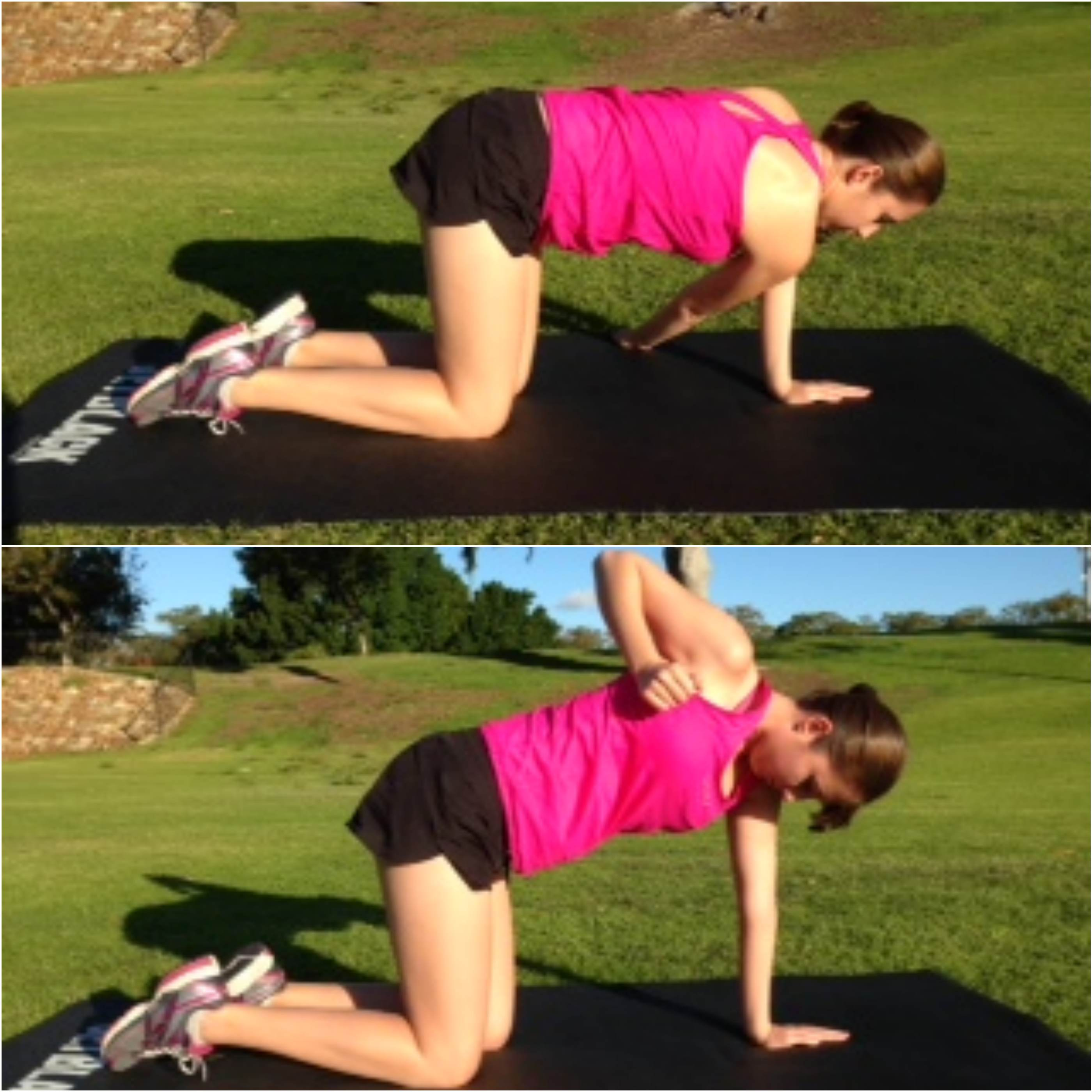 Thoracic Spine: Top 10 Exercises | nicksportphysio | Sports ...